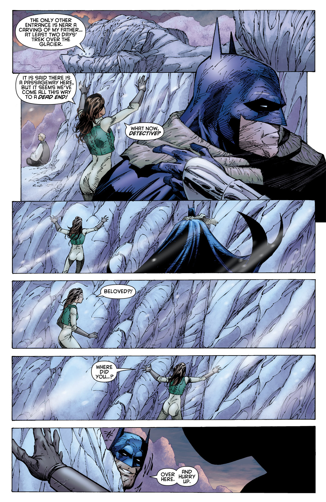 Detective Comics (1937) 838 Page 16