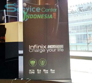 Service Centre Resmi Infinix di Makassar