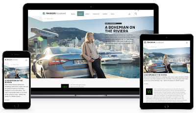 ŠKODA Storyboard: Νέα online πλατφόρμα επικοινωνίας και Μarketing