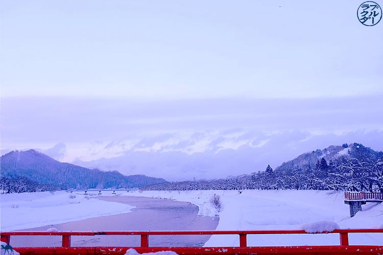 Le Chameau Bleu - Voyage a kakunodate dans le Tohoku - Japon