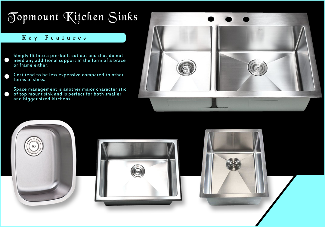 Best Rated Top Of The Line Kitchen Sinks
