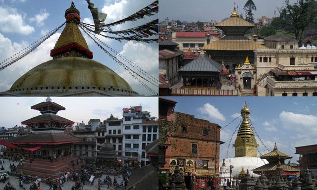 4 tesoros de Katmandú