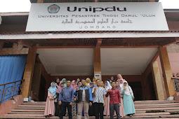 Turba Ketiga ke FLP Jombang; Dominasi Pasukan Unipdu