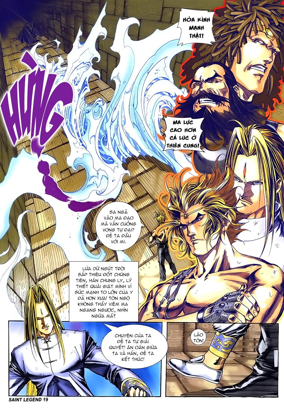 Bát Tiên Đạo chap 83 - Trang 18