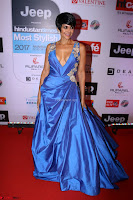 Red Carpet of Most Stylish Awards 2017 ~ Mandira Bedi (3).JPG