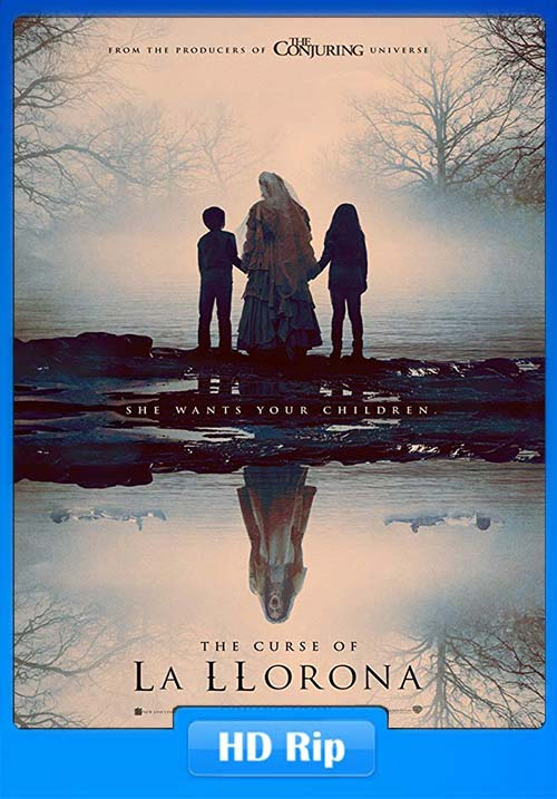 The Curse of La Llorona 2019 720p HDRip Hindi Tamil Telugu Eng x264 | 480p 300MB | 100MB HEVC