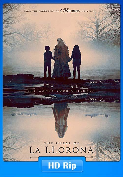 The Curse of La Llorona 2019 720p HDRip Hindi Tamil Telugu Eng x264 | 480p 300MB | 100MB HEVC Poster