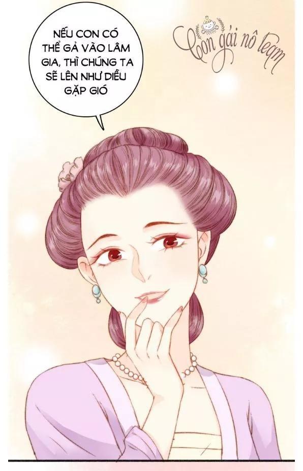 Nàng Phi Cửu Khanh - Thần Y Kiều Nữ chap 10 - Trang 21