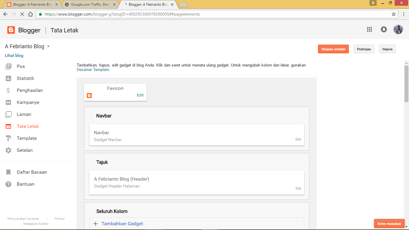 a febrianto blog update cara memasang alexa rank di blog