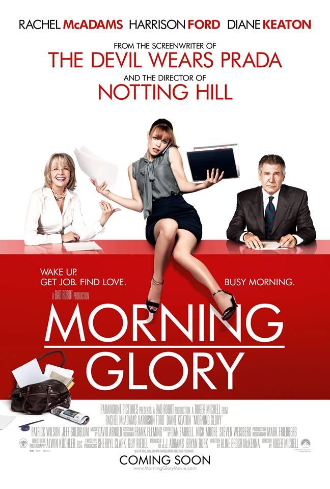 Morning Glory ยำข่าวเช้า กู้เรตติ้ง [HD][พากย์ไทย]