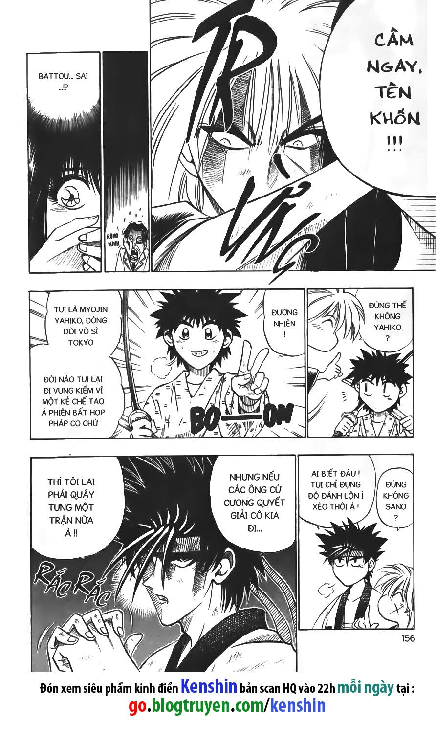 Rurouni Kenshin chap 29 trang 17