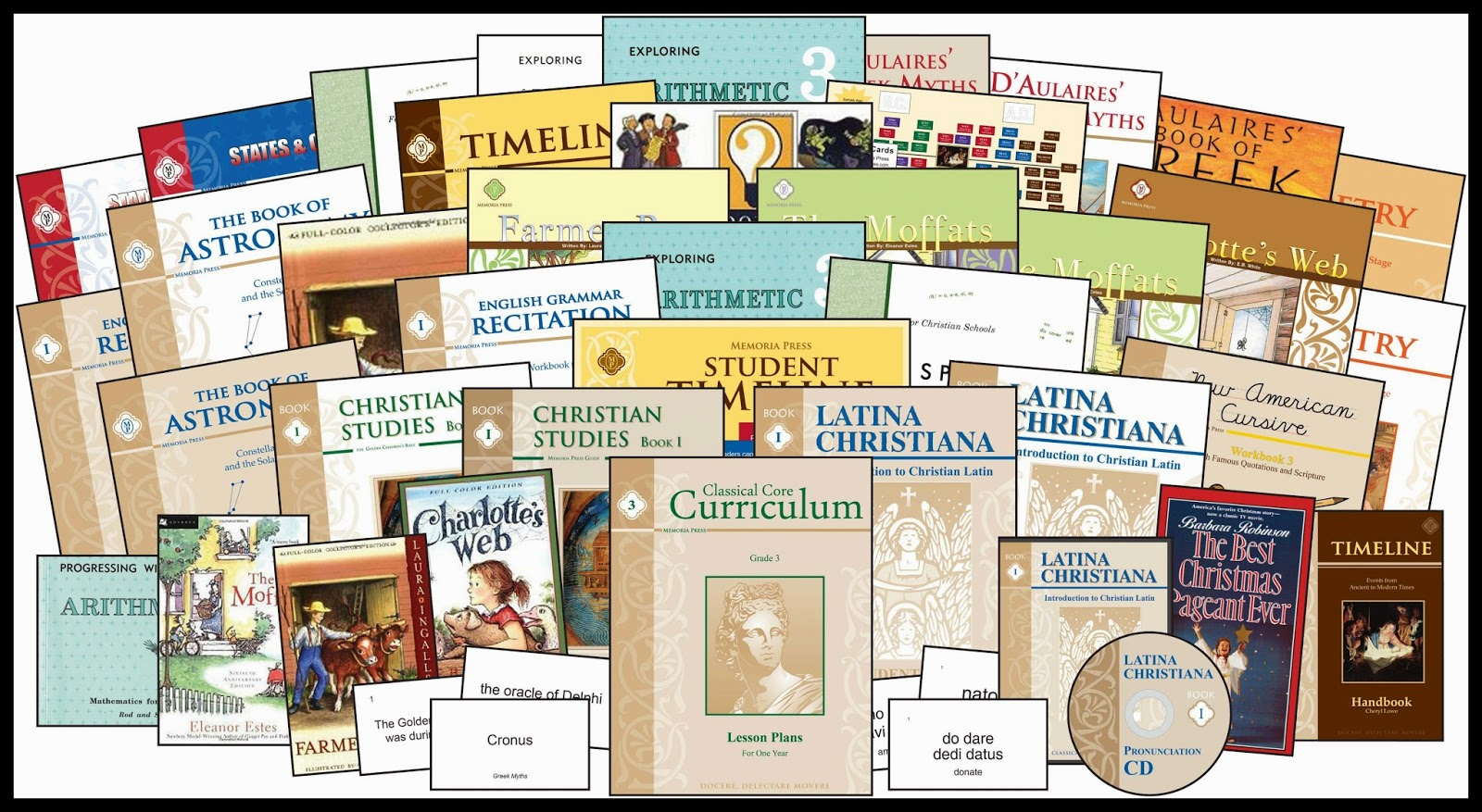 Schooling In The Sun Memoria Press Curriculum A Review
