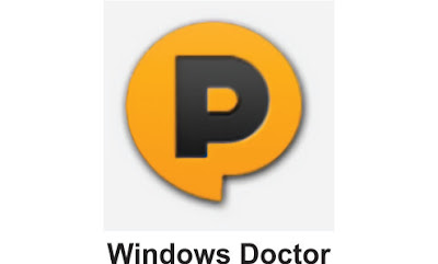 Windows Doctor Logo PNG Screenshot