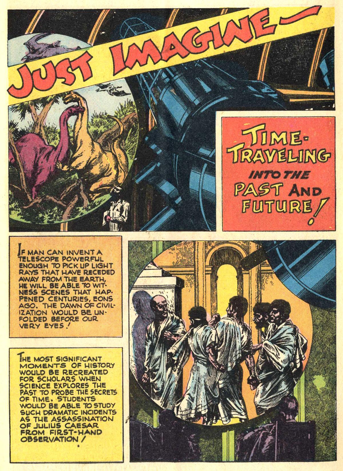 Strange Adventures (1950) issue 210 - Page 20