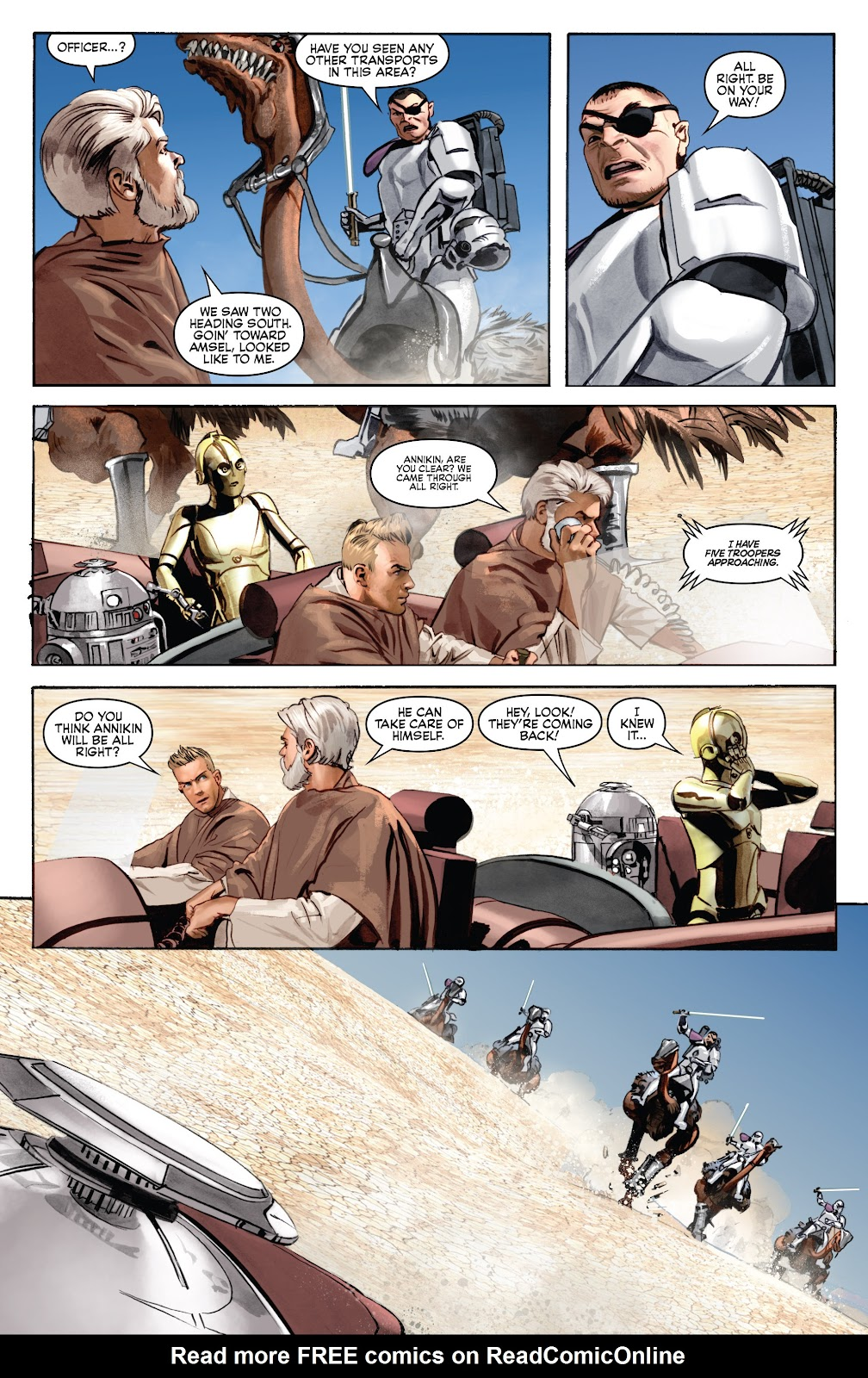 Read online Star Wars Legends: Infinities - Epic Collection comic -  Issue # TPB (Part 4) - 73