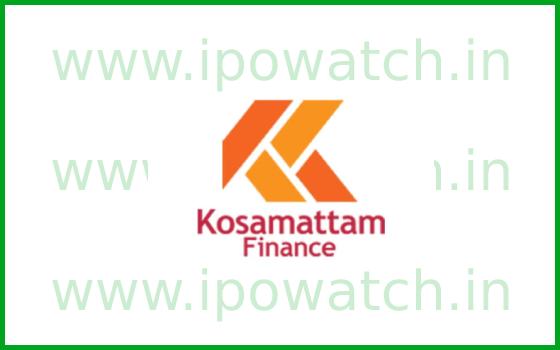 Kosamattam Finance