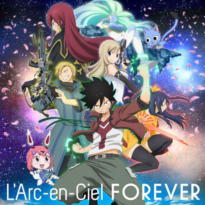 L'Arc~en~Ciel - FOREVER (Anime Edit)