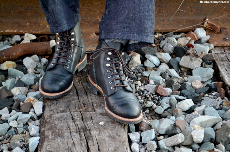 Flashback Summer: Iron Rangers from Red Wing review