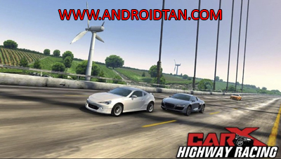 CarX Highway Racing Mod Apk + Data v1.64.1 Unlimited Money Terbaru