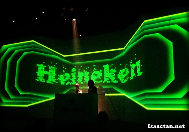 New Heineken Bottle Launch Party