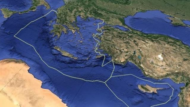 Το μεγαλείο της κυπριακής ΑΟΖ και η κατάρα της ελληνικής