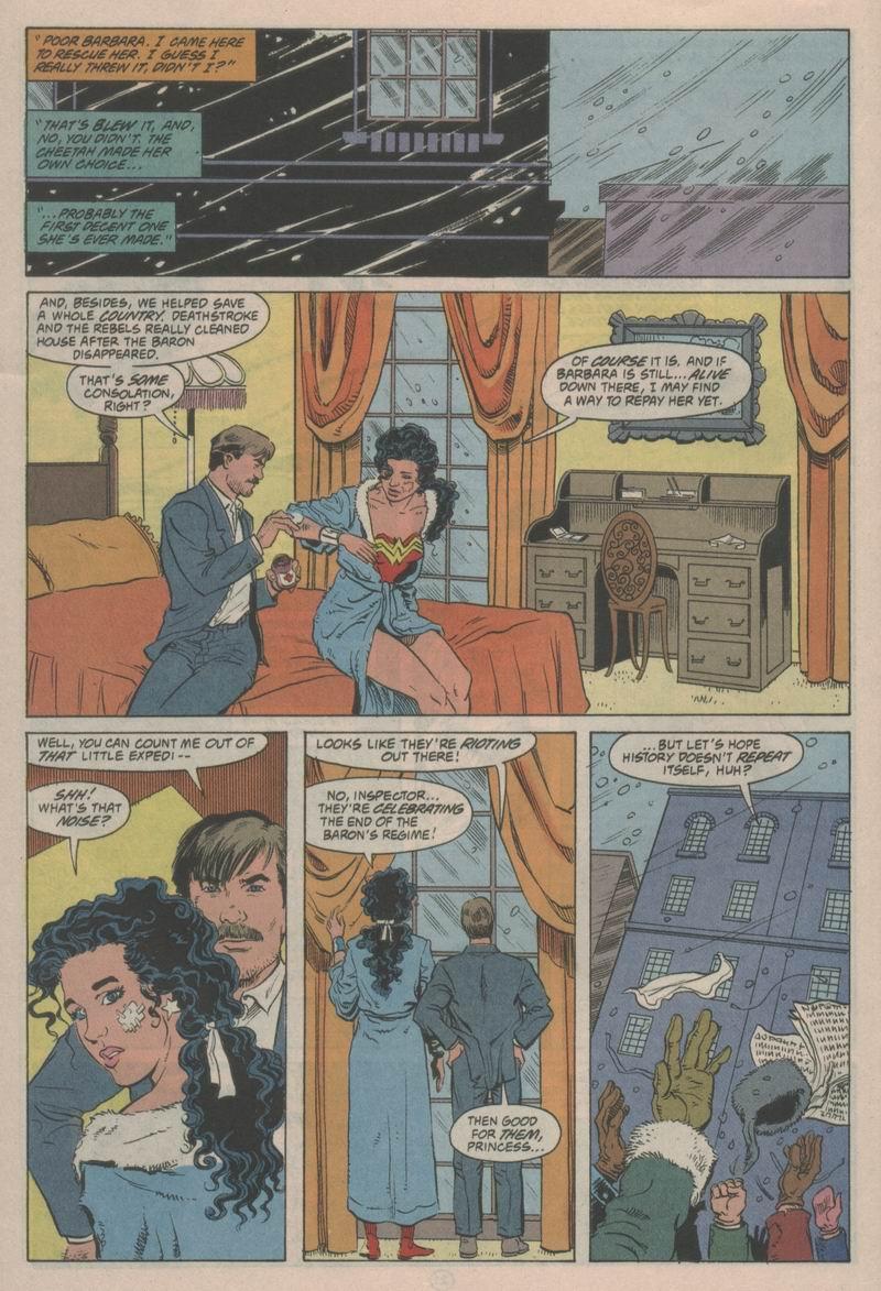 Read online Wonder Woman (1987) comic -  Issue #63 - 23