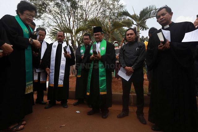 Gereja Disegel, GKI Yasmin Ibadah di Depan Istana ke-100 Kali
