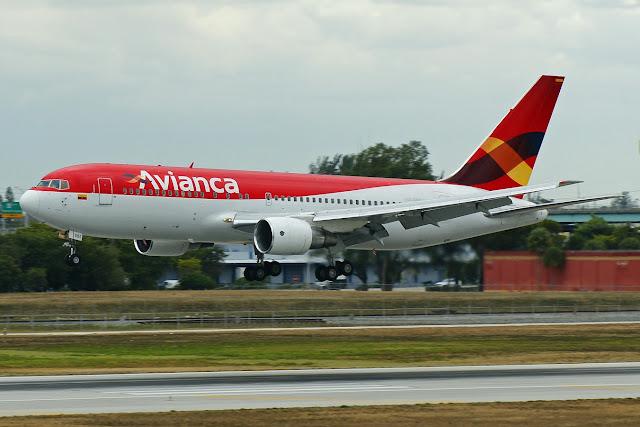 Avianca Boeing 767-200