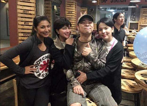 Angel Locsin Visited Chito Miranda and Neri Naig's Baby Miguel!