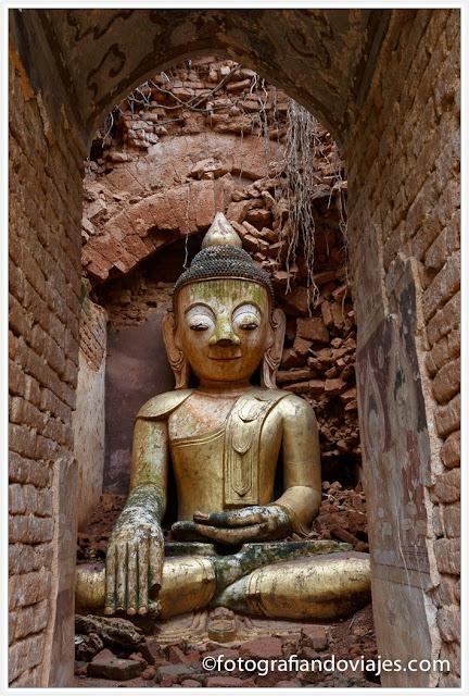 ruinas de Nyaung Ohak