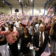 200 immigrants to be sworn in as US citizens