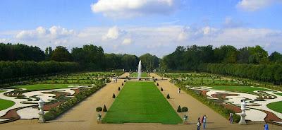 Jardin del Palacio Charlottenburg