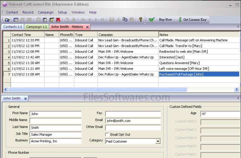 call center Analytics software
