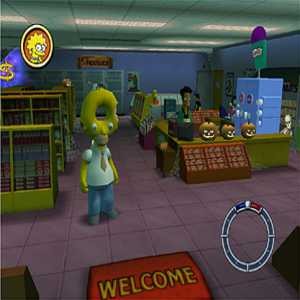 download the simpsons hit and run pc game full version free