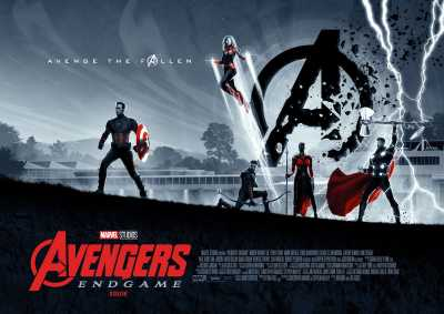 Avengers Endgame Hindi, Eng, Tamil, Telugu Full Movie Download 720p