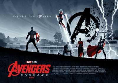 Avengers Endgame 2019 Hindi Dual Audio 700MB Full Movie 480p