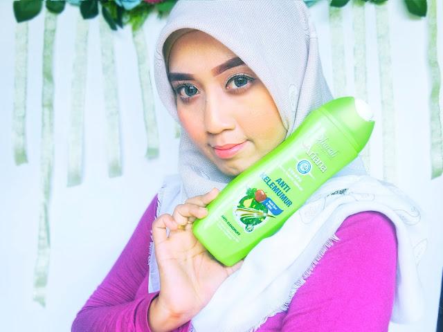 Syampu Shurah Ariana Atasi Masalah Rambut Wanita Berhijab