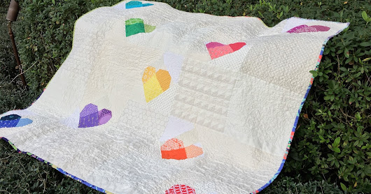 Friday Finish:  Quilts for Pulse