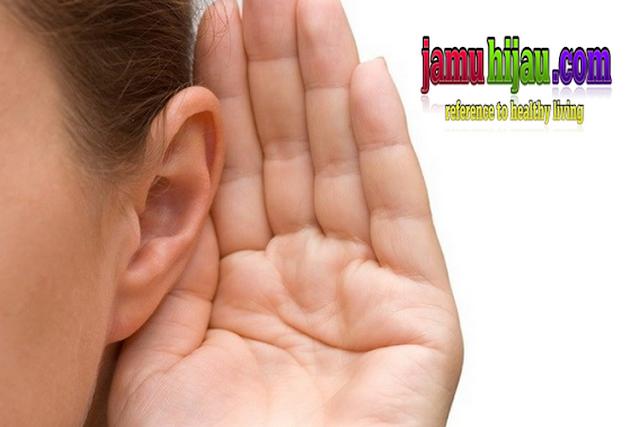 Gangguan pendengaran harus di atasi secara benar dan tepat