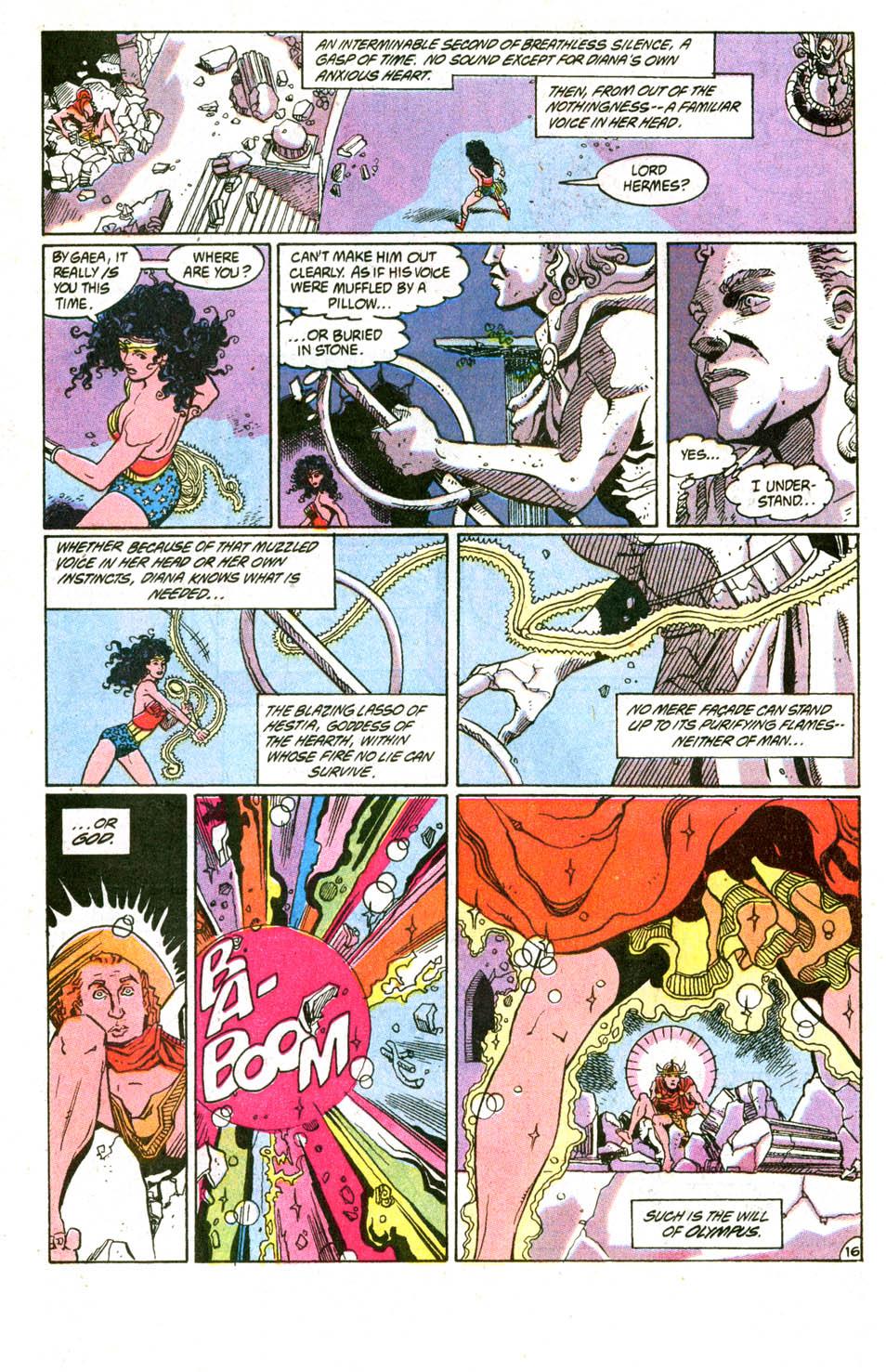 Read online Wonder Woman (1987) comic -  Issue #51 - 18