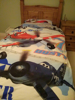 Disney Planes bedding