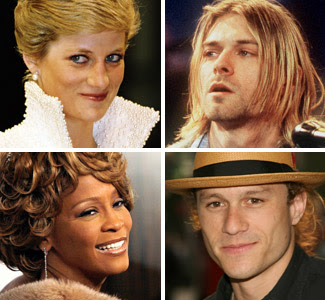 Cool funpedia famous celebrities who died too soon - How soon can you swim after shocking pool ...
