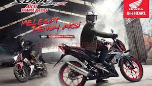 Honda Sonic 150R 2019 Terbaru, Review, Spesifikasi Dan Harga