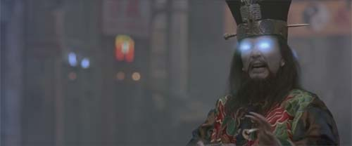 James Hong in Big Trouble in Little China