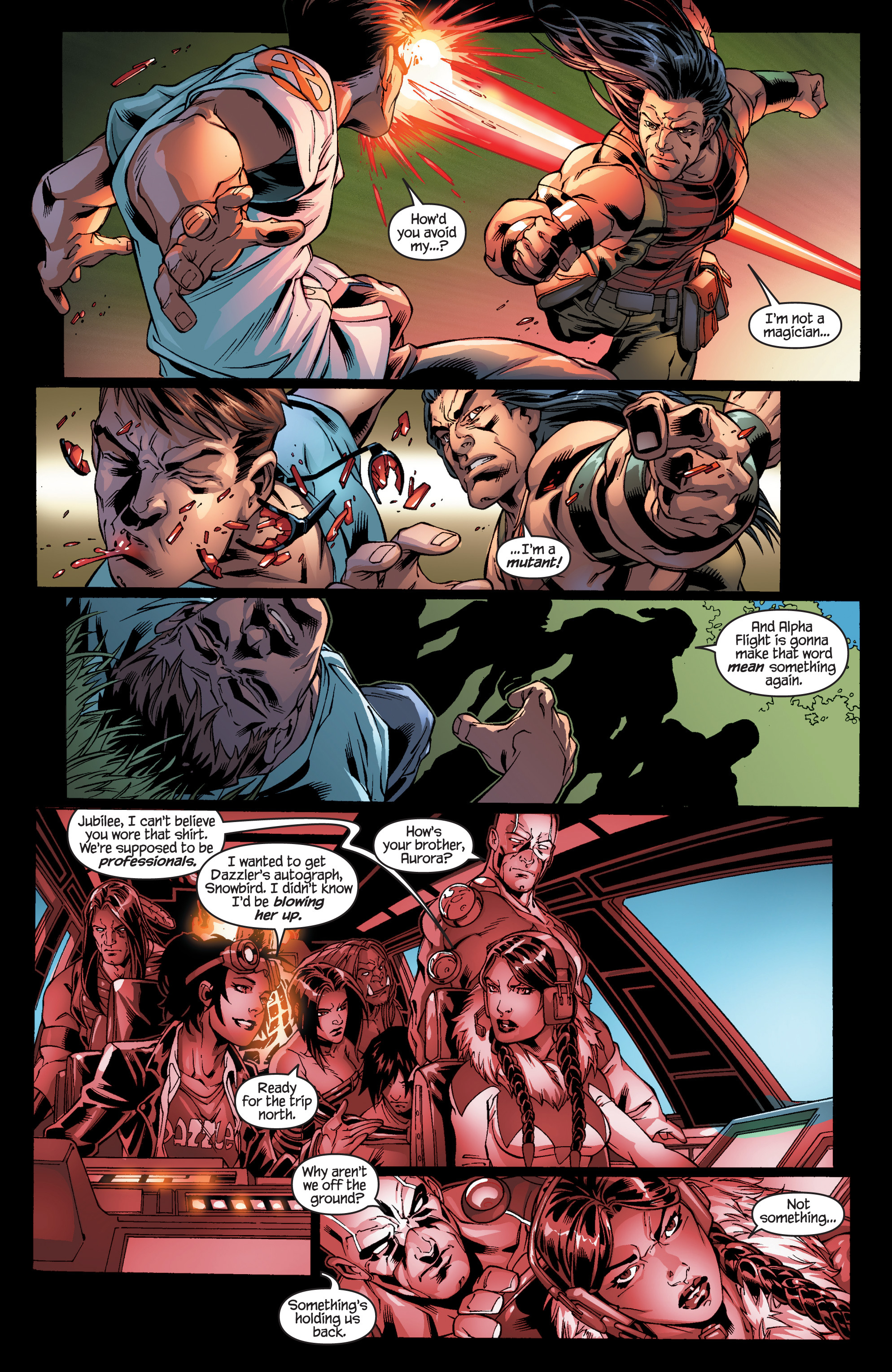 Read online Ultimate X-Men comic -  Issue #94 - 12