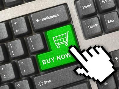 Membeli Baju Secara Online