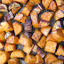 Sticky Baked Sweet Potatoes & Aubergines With Soy, Maple, Garlic & Ginger Recipe