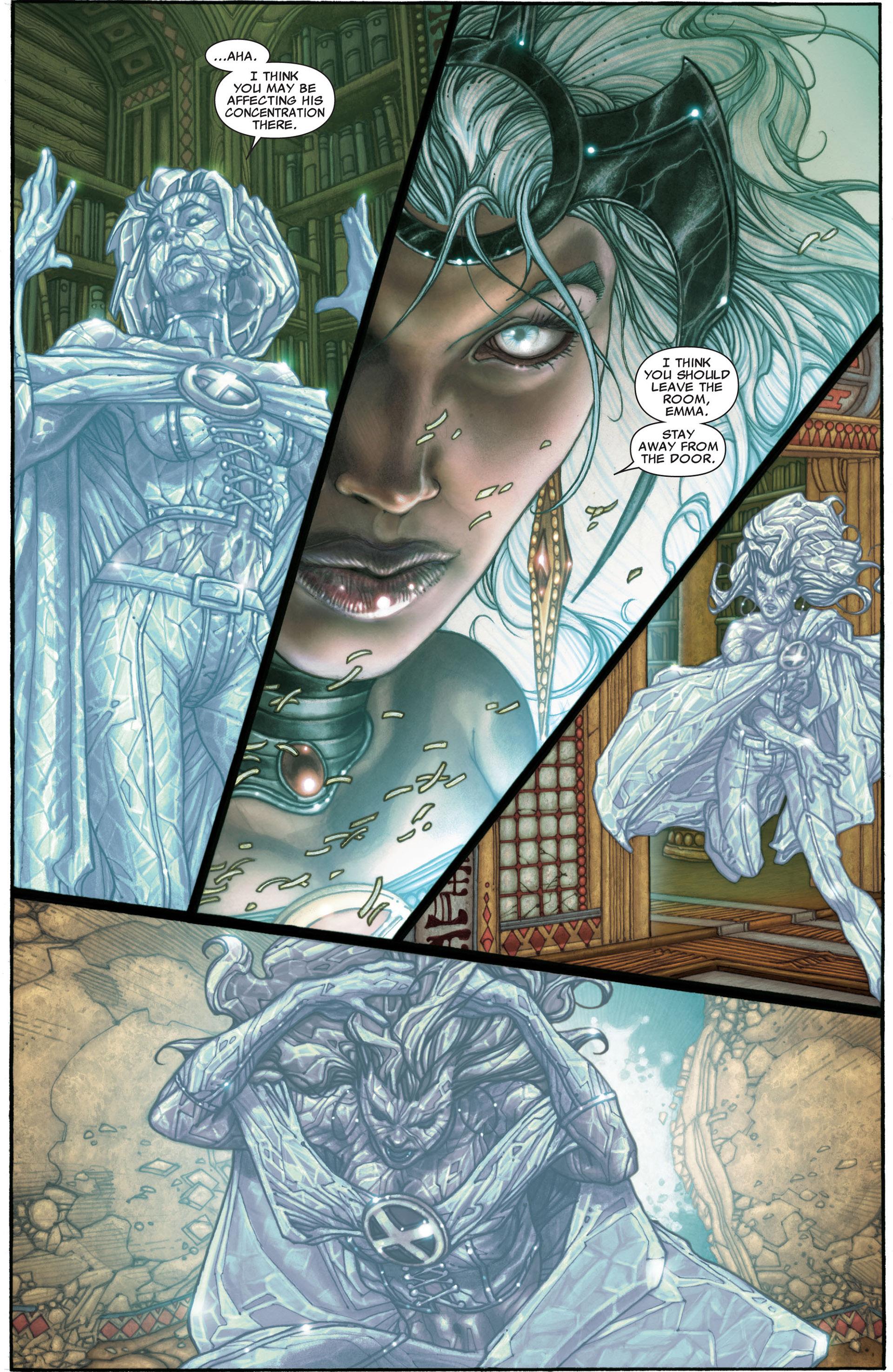 Read online Astonishing X-Men (2004) comic -  Issue #29 - 11