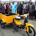 BEAUTIFUL: CHECK OUT TRICYCLES MADE IN GBOKO, BENUE STATE
