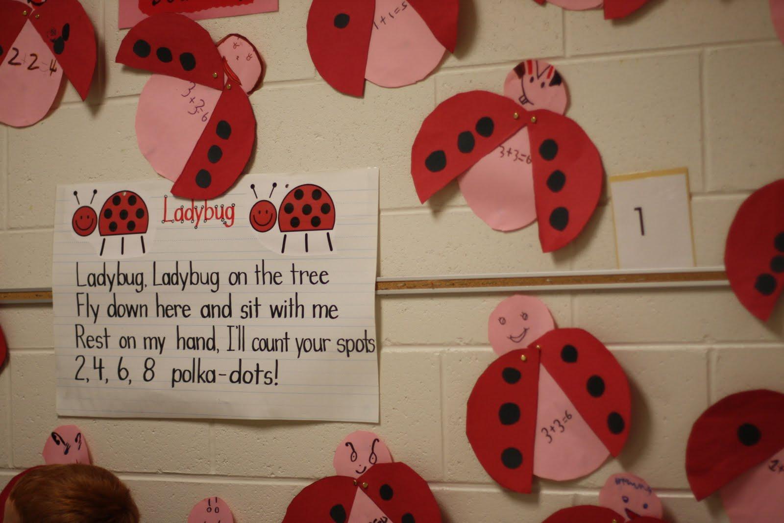Ladybug Math